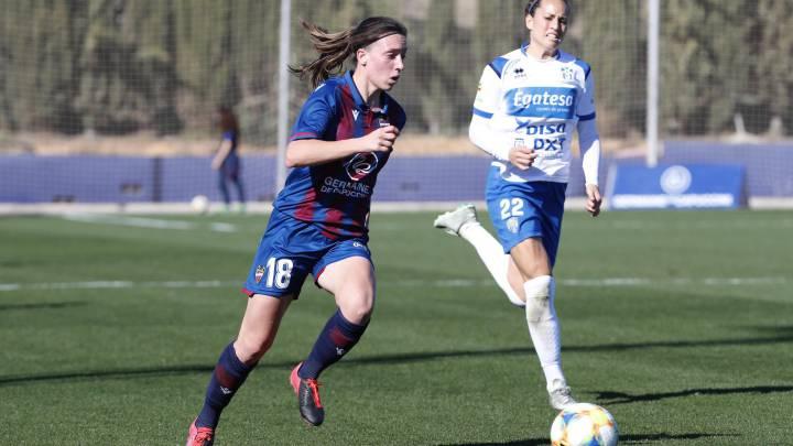 Eva Navarro podría fichar por el Real Madrid sin pagar la cláusula.