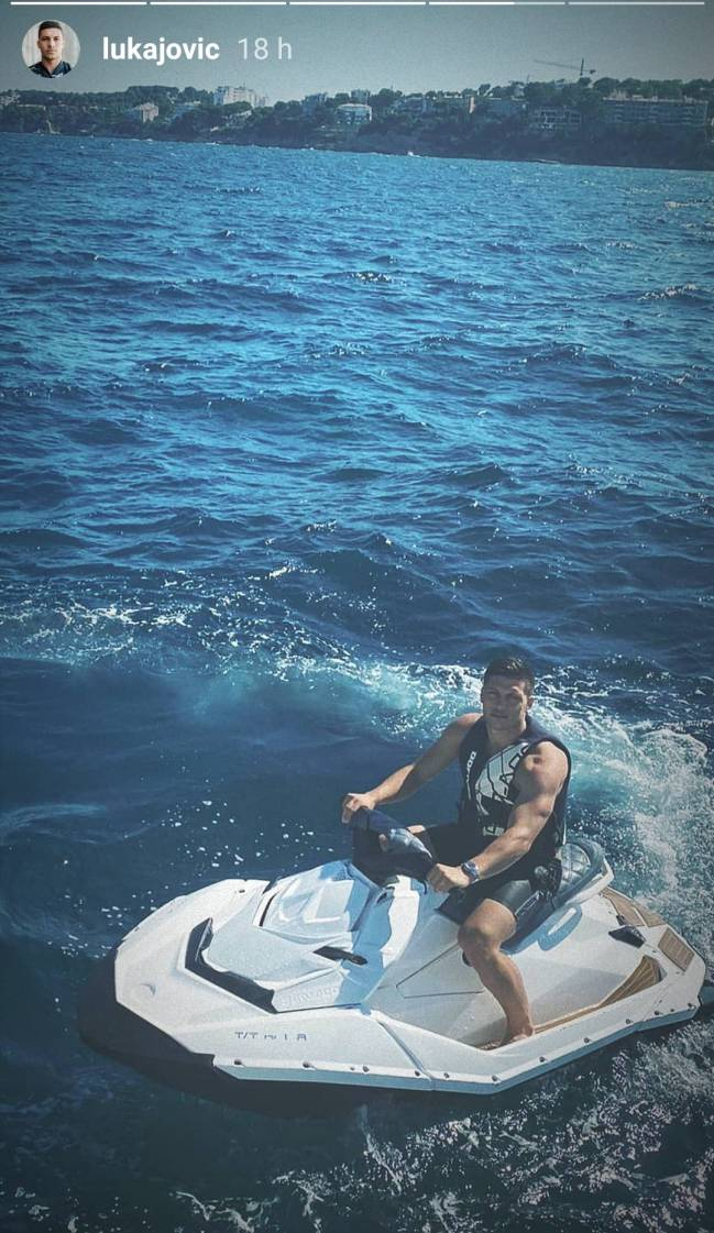 Real Madrid: Jovic tiene 'novias' en Europa 1