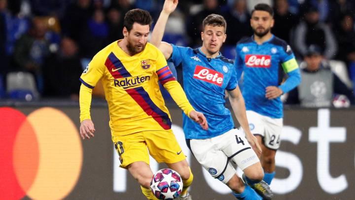 """""""Messi no es un objetivo del Inter, quiere seguir en el Barça"""""""