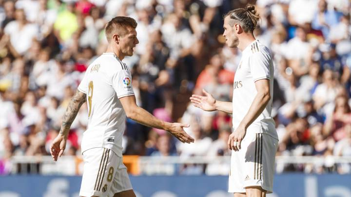 "Toni Kroos: ""I think Gareth Bale wanted to leave last summer; I don't know if he's angry or not"""