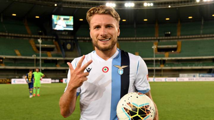Golden boot: Immobile leaves Cristiano Ronaldo behind and levels Lewandowski