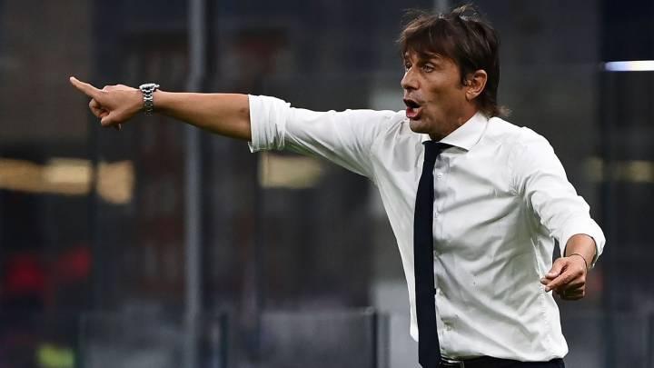 """Conte: """"¿Messi? Es más fácil mover la catedral de Milán…"""""""