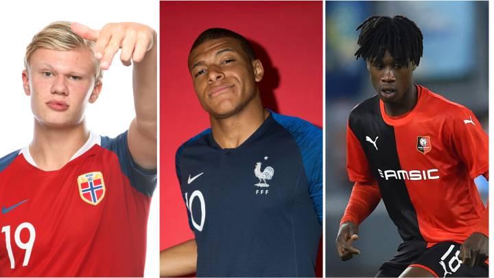 Real Madrid's transfer plan: Mbappé, Haaland, Camavinga…