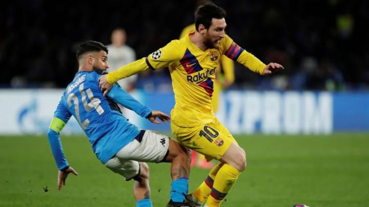 """Marotta sobre la posible llegada de Messi al Inter: """"Puedo decir que es fantasía"""""""