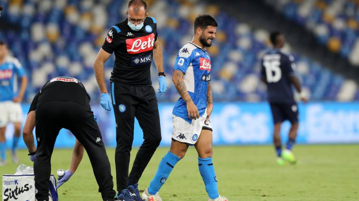 Gattuso no descarta que Insigne llegue al Camp Nou