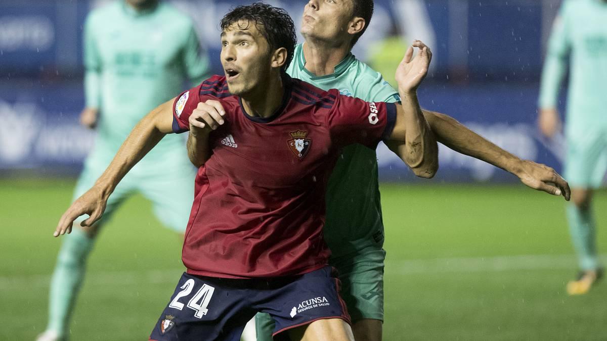 Torró vuelve a Osasuna – AS.com