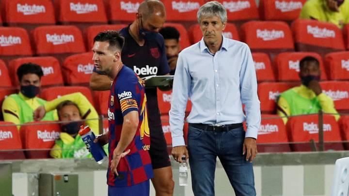 El Barcelona nunca ganó una Champions sin ser campeón de Liga