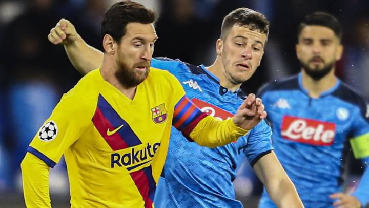 Messi, prohibido ver amarilla