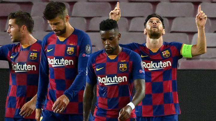 Messi compra billete a Lisboa