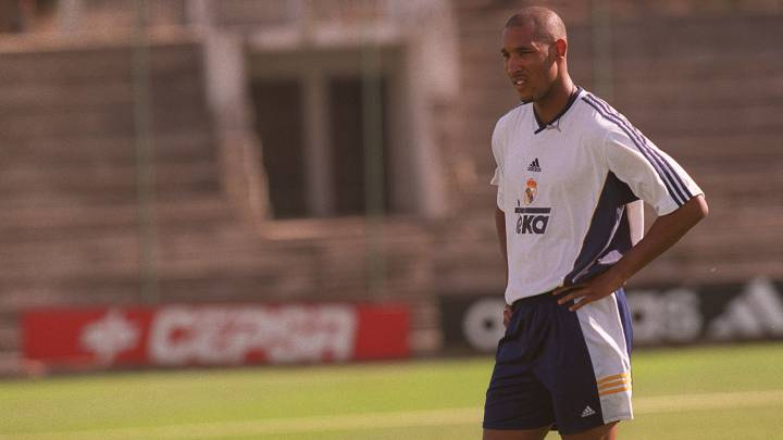 "Anelka's first day at Real Madrid: ""What am I doing here? It was the start of a nightmare"""
