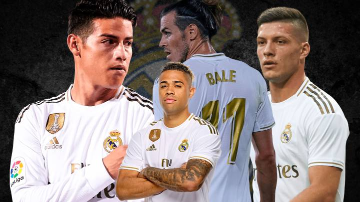 Real Madrid: 9 players Zidane has at the exit door