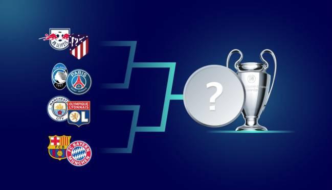 Herméticamente Personalmente raíz  Champions League: partidos de hoy, horarios, cuadro y formato - AS.com