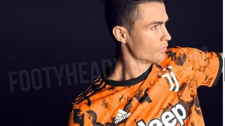 La tercera camiseta 'atigrada' de la Juventus horroriza