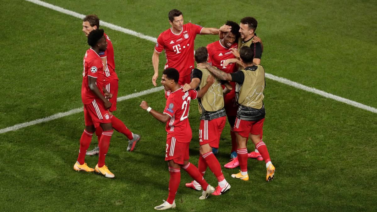Cuánto dinero se lleva el Bayern por ganar la Champions League?