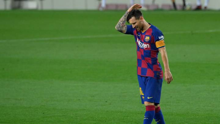 Messi demands to leave Barcelona now