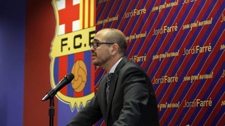 El Barça ya habla de moción de censura