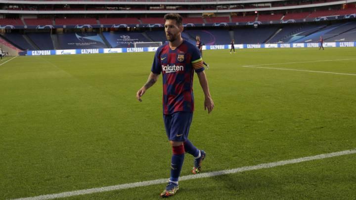 Messi arrasó al coronavirus en Google