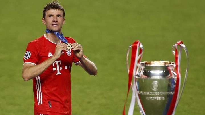 """Müller: """"¿Messi? He hablado con nuestro director financiero…"""""""