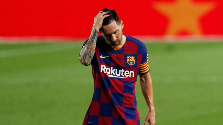 "Rousaud, sobre Messi: ""No tengo claro que se vaya a ir""."