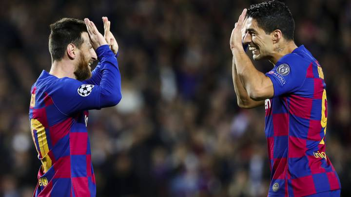 Without Messi and Suárez, Barça would see a 70% drop in goals