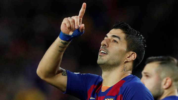 PSG and Juventus to make moves for Luis Suárez