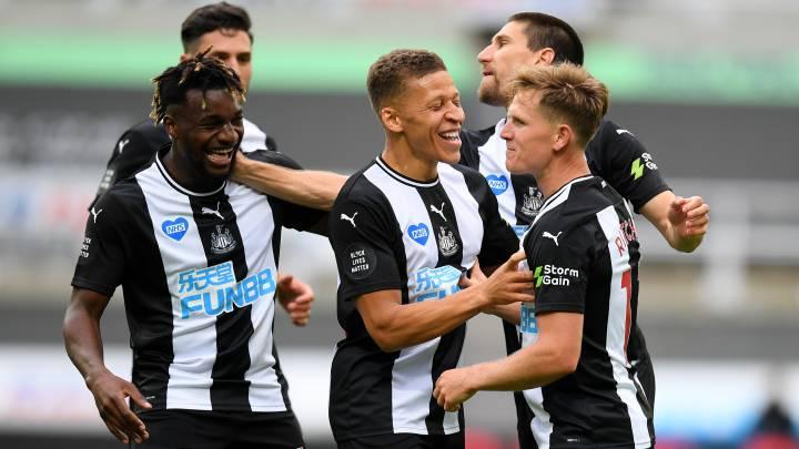 Newcastle: de soñar con Cristiano a ver un futuro gris