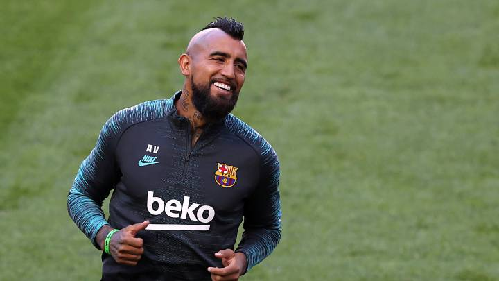Arturo Vidal set to undergo Inter medical on Monday