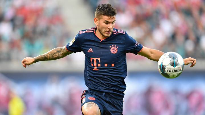 Lucas Hernández fed up with his situation at Bayern Munich