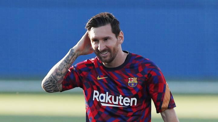 Messi encabeza la lista de los futbolistas mejor pagados