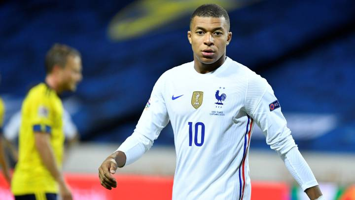 Mbappé: Real Madrid in pole position for PSG star's signature