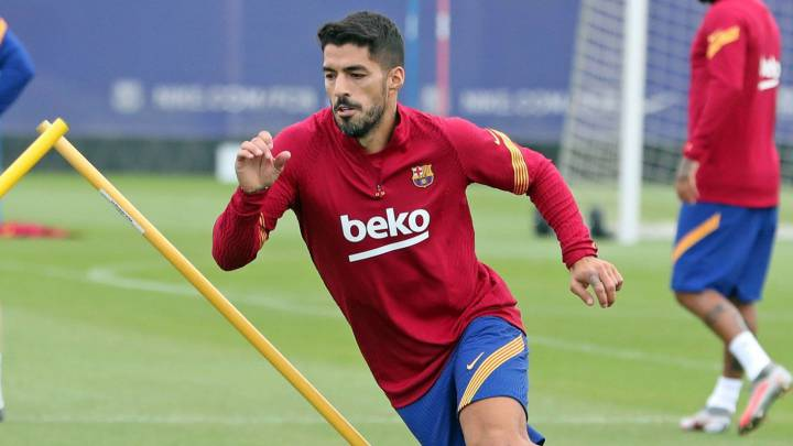 El rompecabezas de Luis Suárez: Barça, Atlético, PSG...