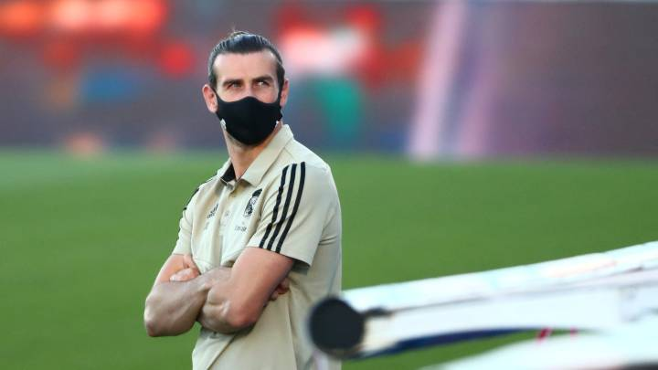 Bale, entre United y Tottenham