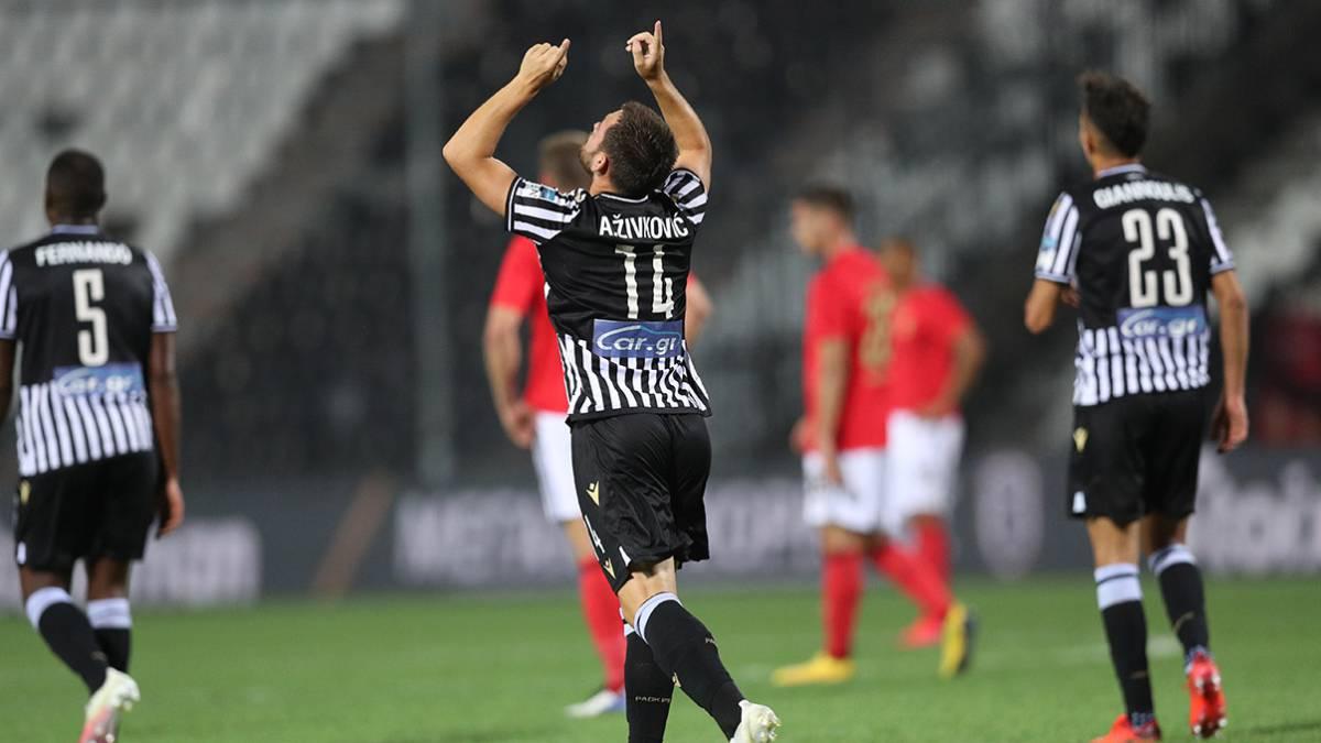 El Benfica le rescinde hace días y les echa de la Champions