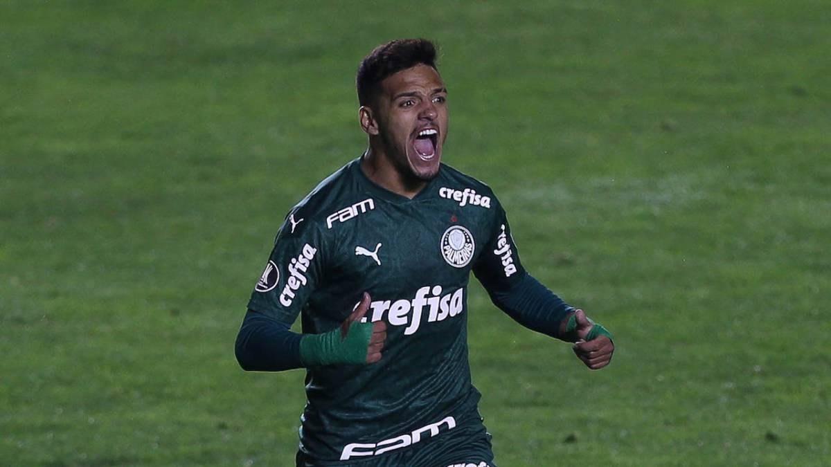 Menino, el 'nuevo Casemiro' que hace historia en Palmeiras - AS.com