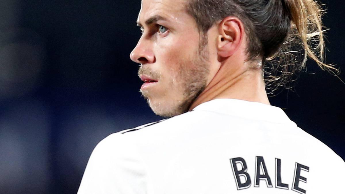 El Madrid deja de vender en su tienda la camiseta de Bale