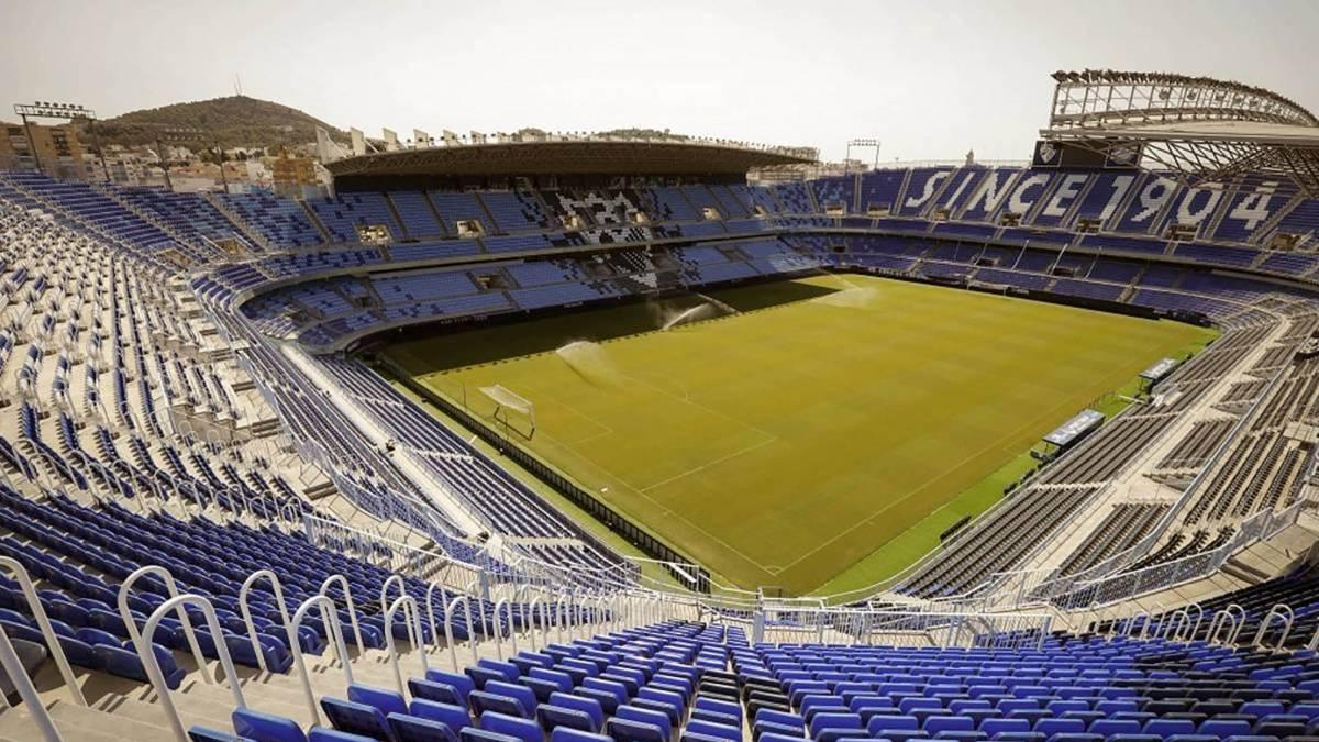 Málaga y Fuenlabrada se eligen como campos alternativos