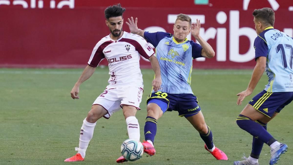 Chema Núñez volverá a jugar en el Albacete