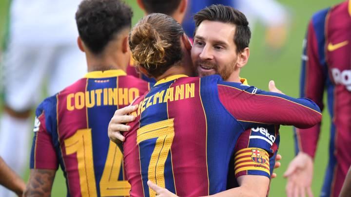 Un Gamper raro y un Barça igual