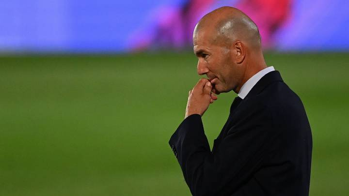 Real Madrid: I don't have anything against Jovic, says Zidane
