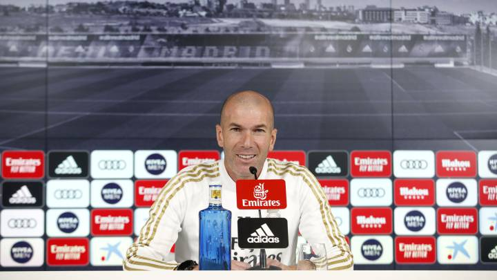 Zidane on Bale, Hazard, Odegaard, Betis, new signings...