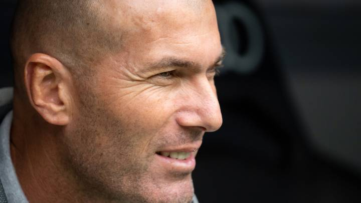 Real Madrid: the two sides of Zidane