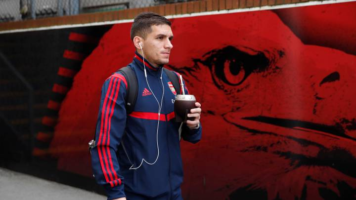 Torreira travels to Madrid to sign for Atlético