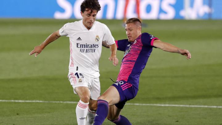 Real Madrid: Odriozola injury leaves Zidane without right-backs