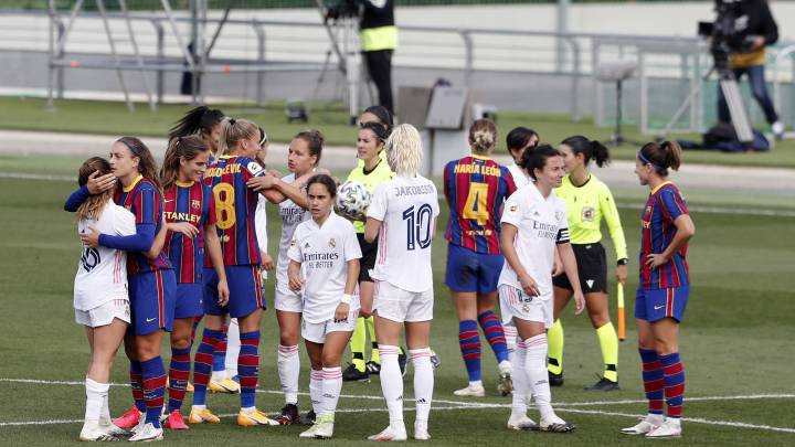 Barcelona thrash Real Madrid in the first 'Women's Clásico'
