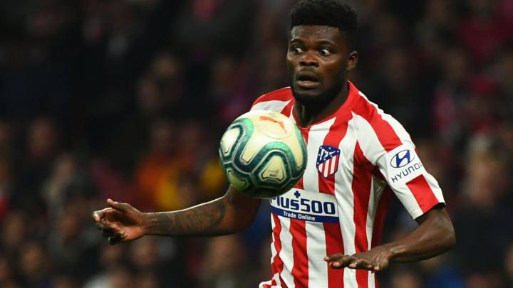 Atlético unhappy with Thomas and Arsenal's handling of move