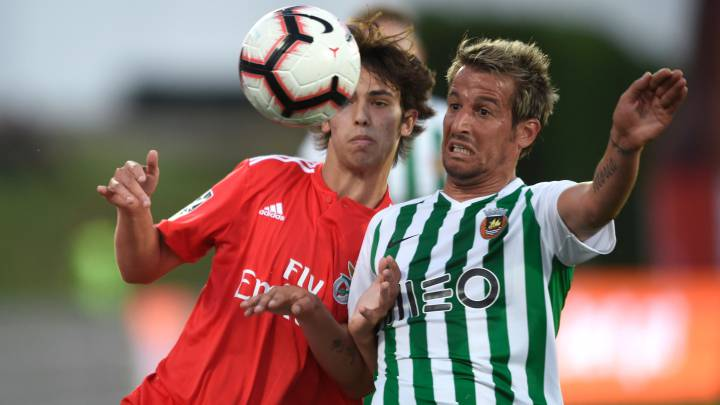 After 18 months of inactivity, Fabio Coentrão set for top flight return
