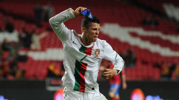 La Roja para a Cristiano: tres goles, su mejor no gol y la 'injustiça'