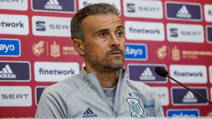"Luis Enrique: ""Of course Ansu and Adama can play together"""