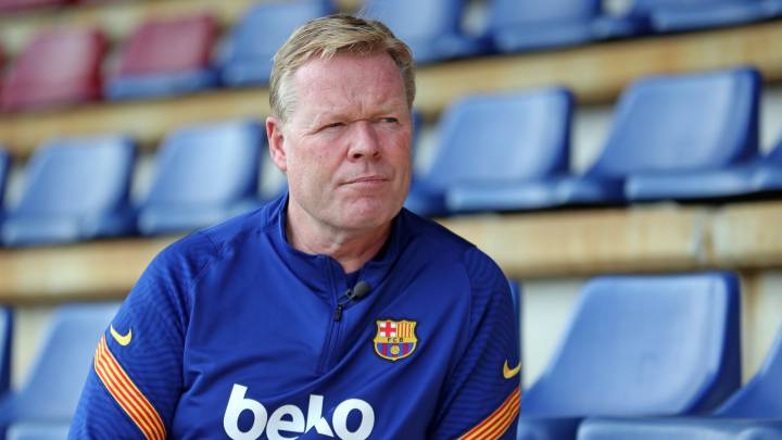Koeman's Getafe preparations complicated by international break