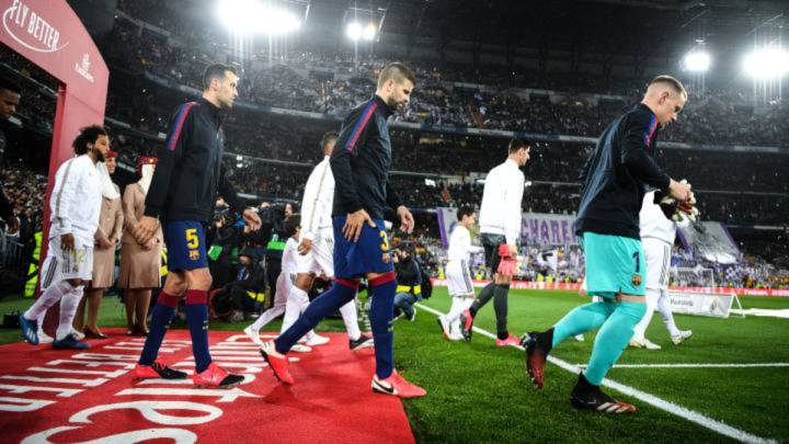 Real Madrid vs Barcelona: Clásico date and kick-off time confirmed